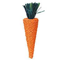 Trixie (Трикси) Игрушка для грызунов морковь 20см