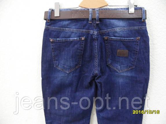 Джинсы женские бойфренд WOOX 0654 Батал, фото 2
