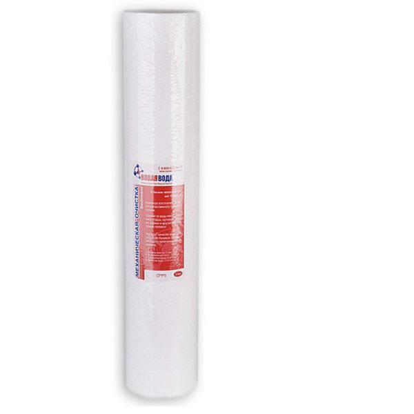 Картридж к фильтру 20bb полипропилен 5 микрон   Новая Вода