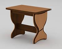 Двухцветный раскладной кухонный стол «КС — 4»