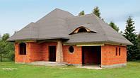 Дом керамических блоков