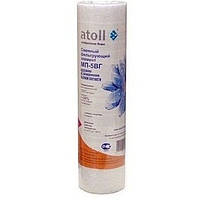 Картридж механической очистки горячей воды Atoll МПВГ (1, 5, 10, 20 mic)