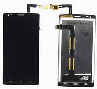 Дисплейный модуль для Fly IQ4505 Quad Era Life 7 (Black) Original