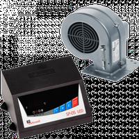 Комплект KG Elektronik SP-05 LED и вентилятор наддува DP-02 ALU
