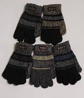Теплые перчатки для мальчиков, от 3 до 6 лет