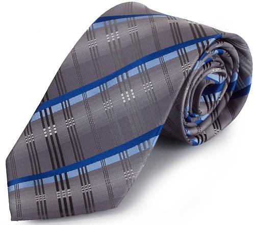 Привлекательный мужской широкий галстук SCHONAU & HOUCKEN (ШЕНАУ & ХОЙКЕН) FAREPS-77 разноцветный