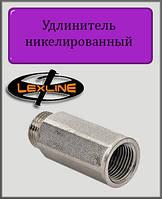 """Удлинитель 1/2"""" ВН никелированный 25мм"""