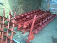 Шнек чистого зерна ОВИ 04.110