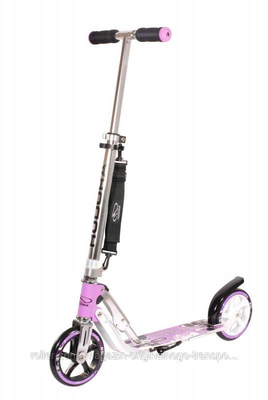 Самокат HUDORA Big Wheel 180 purple