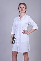 Медицинский женский халат (батист)