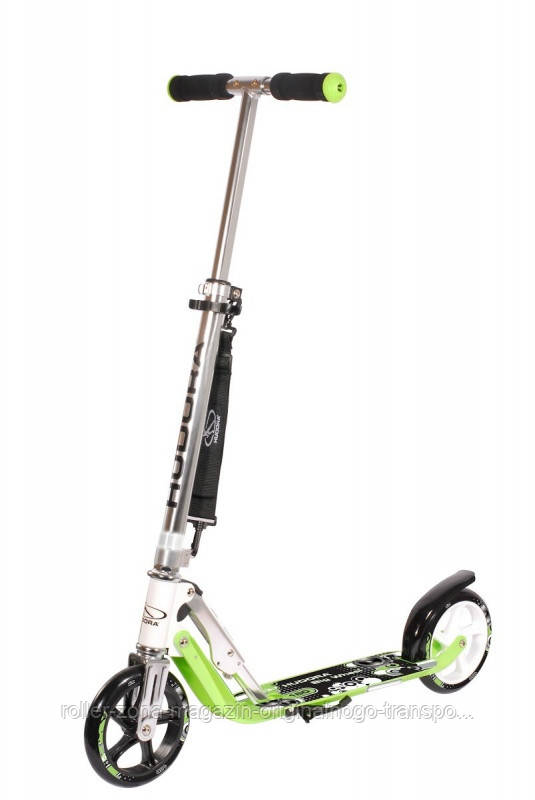 Самокат HUDORA Big Wheel 180 green