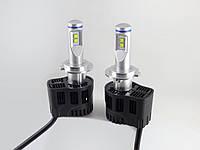 Светодиодные лампы головного света H7 55W, G 5.1