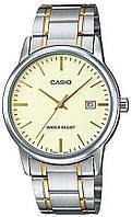 Мужские часы Casio MTP-V002SG-9AUDF оригинал