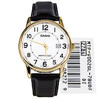 Мужские часы Casio MTP-V002GL-7BUDF оригинал