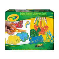 Набор для творчества Crayola Коллаж (04-1022)