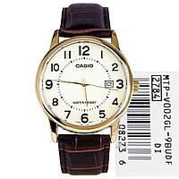 Мужские часы Casio MTP-V002GL-9BUDF оригинал