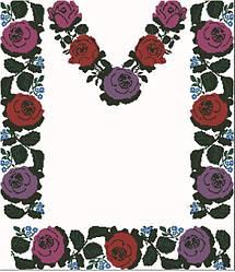 Заготовка для вишивки жіночого плаття-вишиванки під бісер (ПЛд-061)