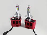 Светодиодные лампы головного света H7 45W, G 5.2