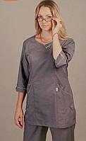 Медицинский женский костюм  (батист)