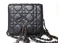 Стильная черная сумочка