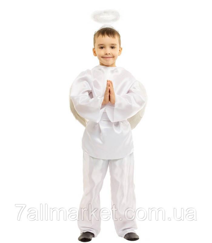 Карнавальный костюм Ангела на мальчика 4-10 лет