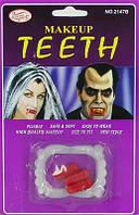 Зубы Вампира и капсулы с кровью - эффектный образ гарантирован!