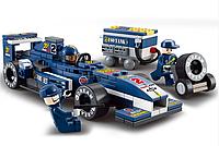"""Конструктор SLUBAN """"Формула 1"""" 196 дет, M38-B0351, фото 1"""