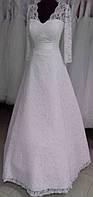 """Свадебное платье """"Мак-01"""""""