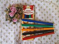 Набор пищевых фломастеров( 5 цветов)