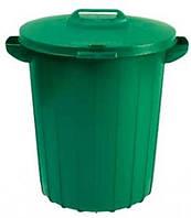 Контейнер для мусора со съемной крышкой Curver 90 л.
