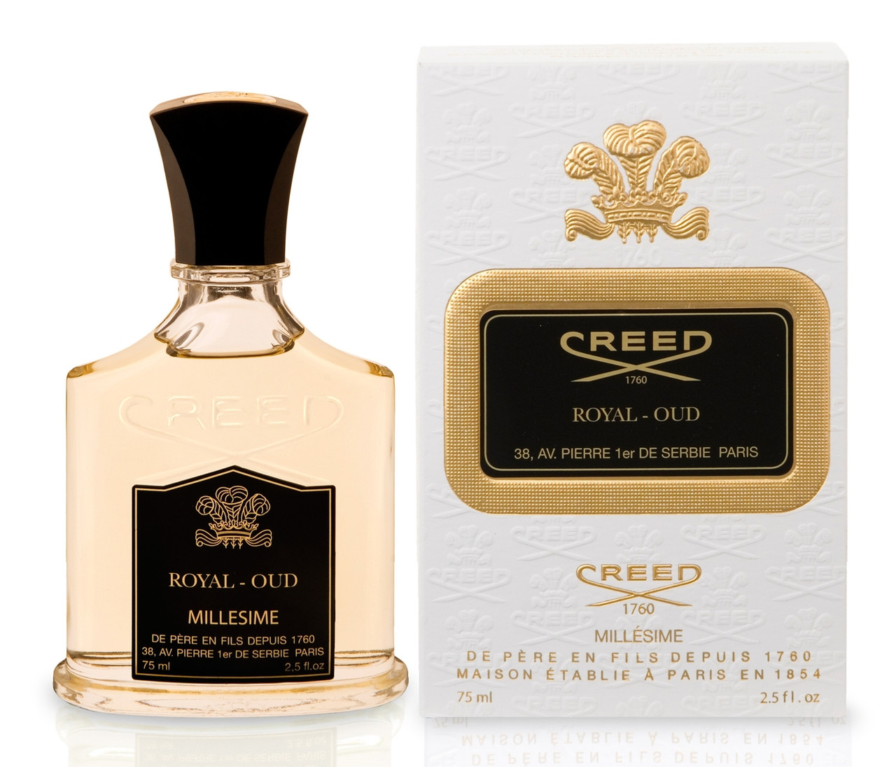 Creed Royal Oud 50ml  мужской парфюм (оригинал)