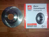 Диск тормозной ВАЗ 2101 передний