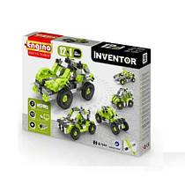 Конструктор серии INVENTOR 12 в 1 - Автомобили. Арт. 1231