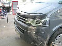 Дефлектор капота Volkswagen T5 2009-2015