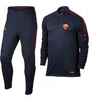 Спортивный костюм Nike, Рома. Футбольный, тренировочный. Сезон 16/17