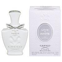 Creed  Love in White  75ml   женский парфюм (оригинал)