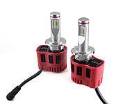Светодиодные лампы головного света D1 45W, Sho-Me G5.2