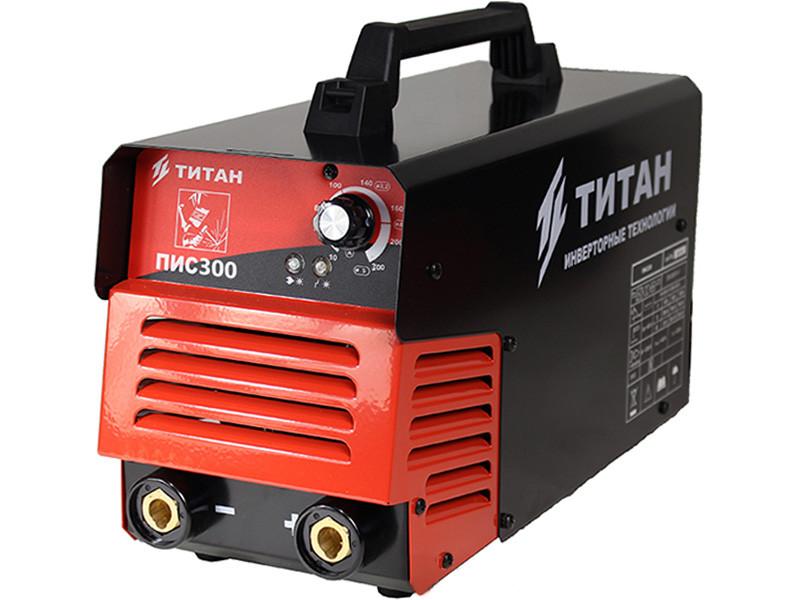 Сварка инверторная TITAN ПИС300