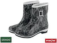 Резиновые сапоги женские (рабочая обувь Польша) BTDKFIORE BW