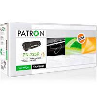 Картридж Canon 725, Black, LBP-6000/6020, MF3010, 1.6k, Patron Extra (PN-725R)