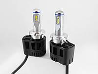 Светодиодные лампы головного света D1 55W, Sho-Me G5.1