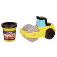"""Пластилин Play-Doh. Игровой набор """"Строительство дорог - Rolland 49576"""