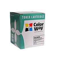 Картридж Samsung CLP-C300A, Cyan, CLP-300, CLX-2160/3160, 1k, ColorWay (CW-S300CM)