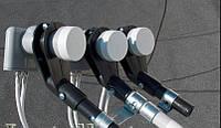 Установка спутниковой антенны на 4 тв