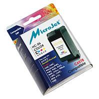 Картридж HP №78 (C6578DE), Color, DJ 930C/950C/970C, MicroJet (HC-06)