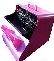 Професійний генератор мильних бульбашок Foxconn 4 Fan, фото 1