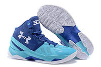 Кроссовки Under Armour 3C CURRY 2 DRIVE Blue, фото 1