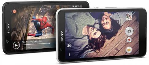 Мобильный телефон Sony Xperia E4 Dual E2115 (Black) , фото 3