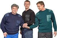 Форменный джемпер( свитер)- полушерстяной