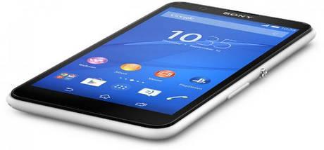 Мобильный телефон Sony Xperia E4 Dual E2115 (White) , фото 3